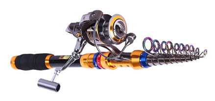 Best Telescopic Fishing Rod And Buying Guide 2018