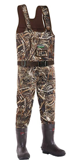 choose fishing waders