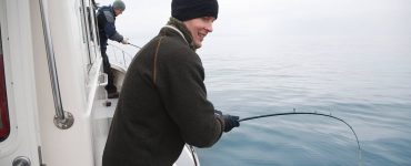 Choose a fishing rod for saltwater