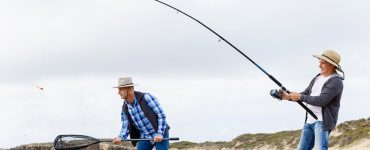 Best fishing rods for salmon