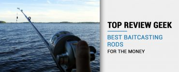 best baitcasting rods for the money