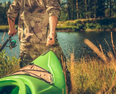 kayak fishing guide for beginners