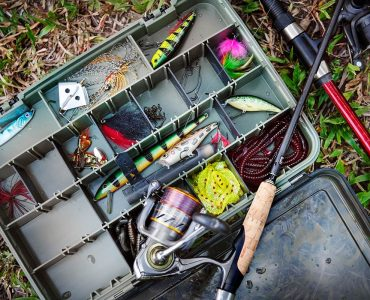 best tackle box for kayak fishing